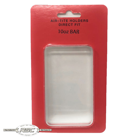 Direct Fit Holder for 10-Oz Silver Bar