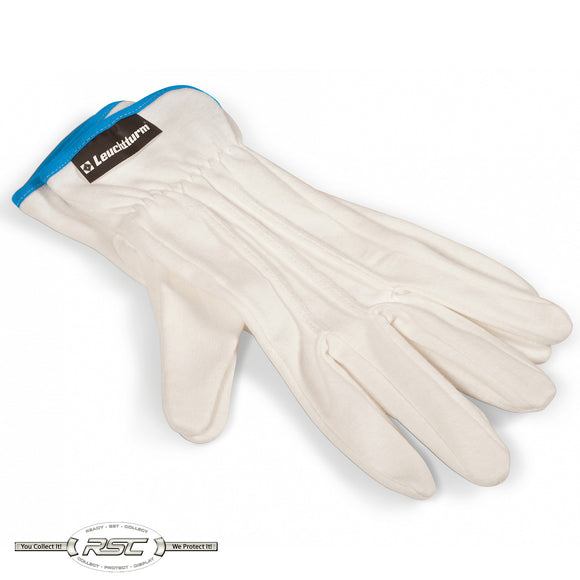Premium Cotton Coin Gloves (One Size) - 1 Pair