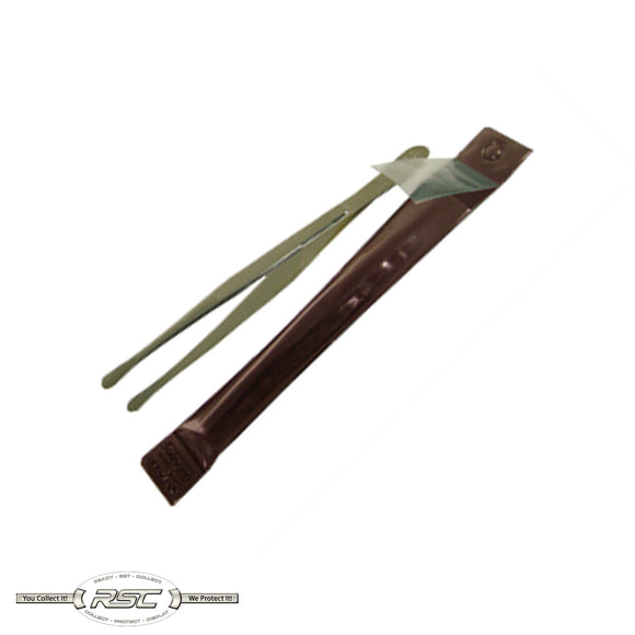 Round-Tip Tongs - 4-5/8