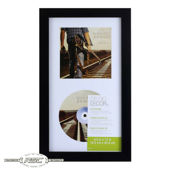 CD Display Case Frame