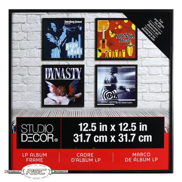 LP Vinyl Album Metal Display Frame