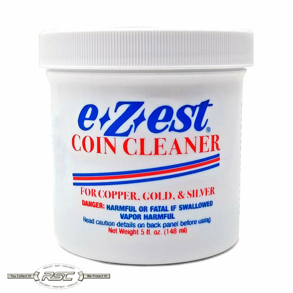 5-Ounce Coin and Jewelry Cleaner - Jar of 1