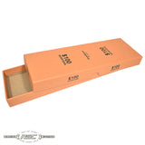 Coin Roll Box for Quarters (Orange)