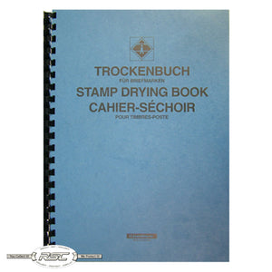 Drying Book for Stamps - 10 Sheets Extra Strong Blotting Board
