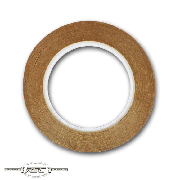 Clear Double-Sided 100% Acid-Free Archival Tape - 1/4