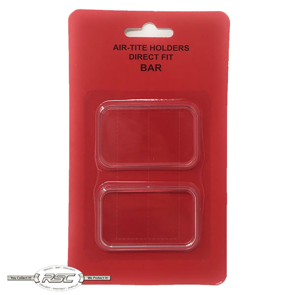 Direct Fit Holder for 1-Oz Silver Bar