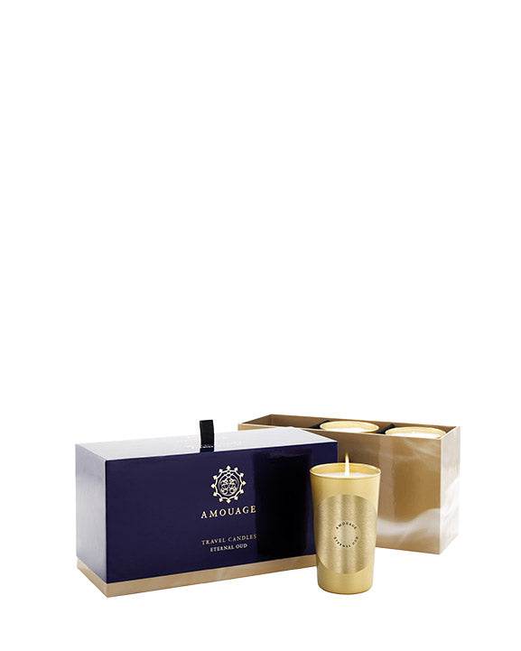 Amouage Votive Silk Road Candle - Niche Essence