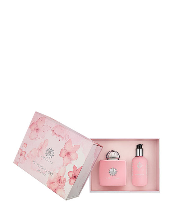 Amouage Blossom Love Gift Set EDP+Body Lotion W - Niche Essence