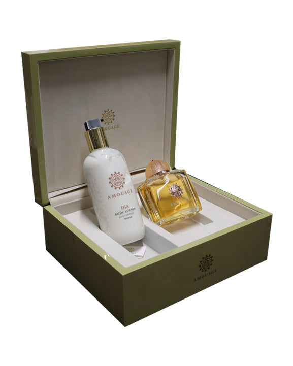 Amouage Dia Gift Set EDP+Body Lotion W