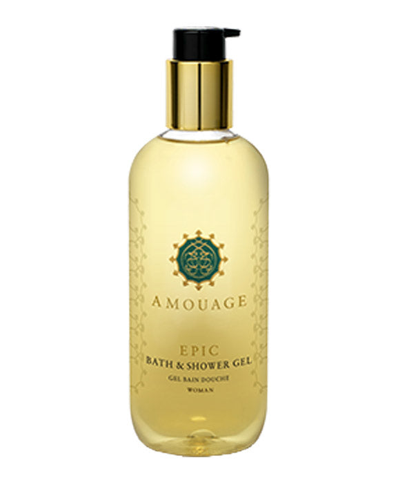 Amouage Epic Shower Gel W - Niche Essence