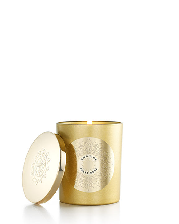 Amouage First Rose Candle - Niche Essence