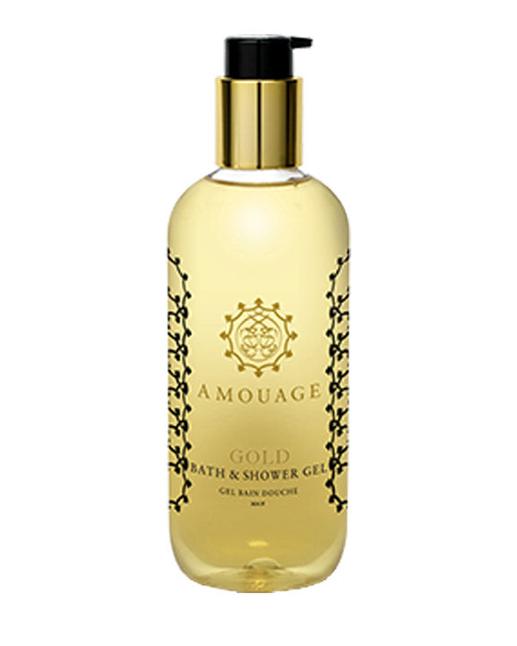 Amouage Gold Shower Gel M - Niche Essence