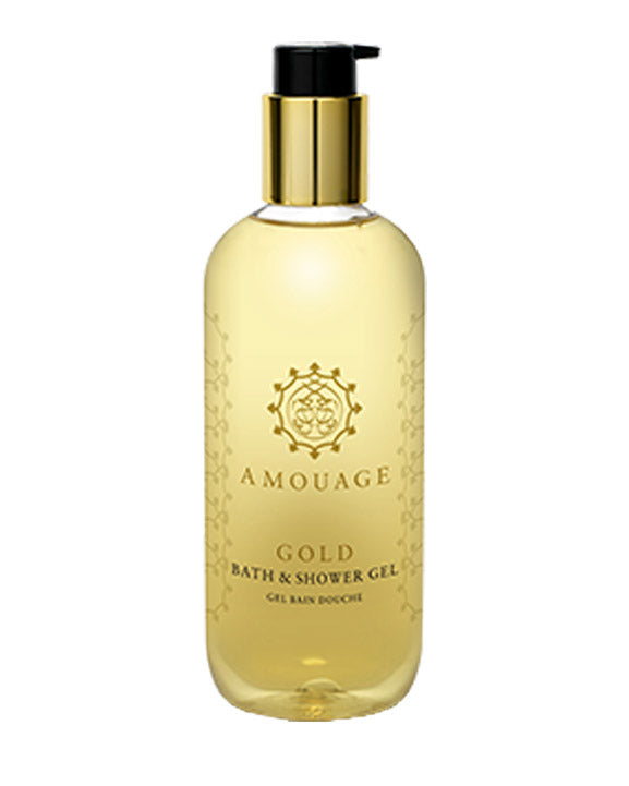 Amouage Gold Shower Gel W - Niche Essence
