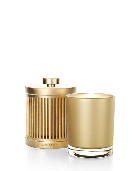 Amouage Gold Candle With Holder W