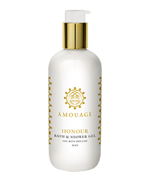 Amouage Honour Shower Gel M - Niche Essence