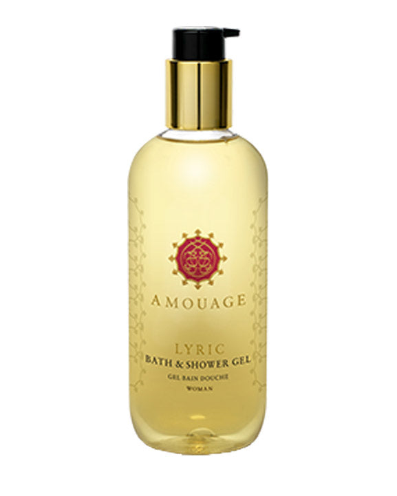 Amouage Lyric Shower Gel W - Niche Essence