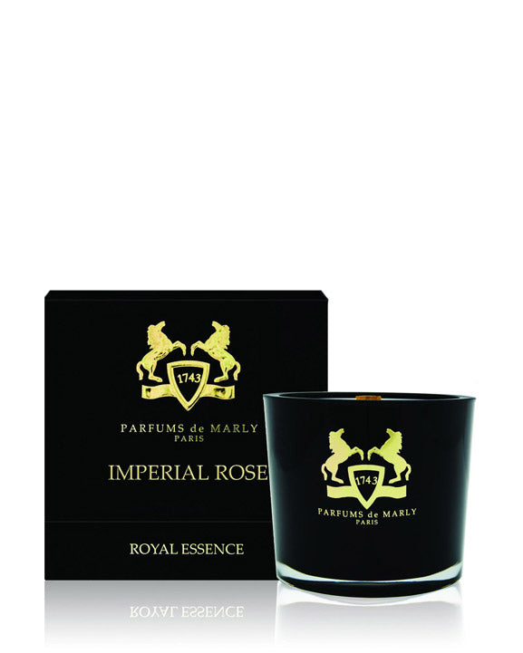 Parfums de Marly Imperial Rose Candle - Niche Essence