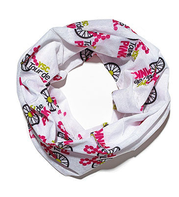 YSC Tour de Pink Multi-Use Bandana