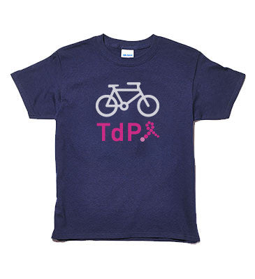 Tour de Pink How I Roll Tee