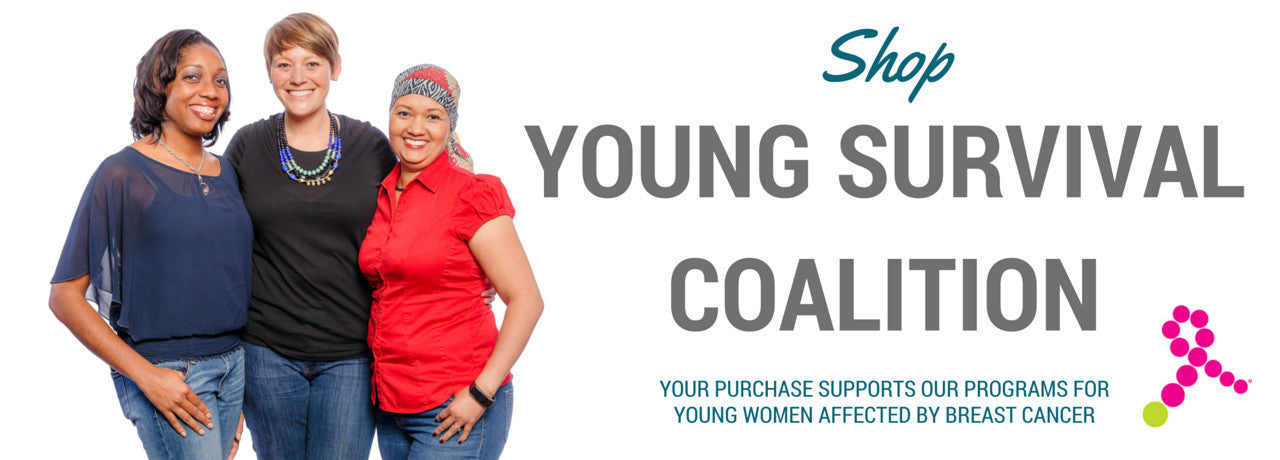 Shop to support YSC programs for young women with breast cancer