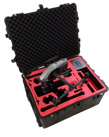 DJI Inspire 2 Professional Expert Carrying Case IP67