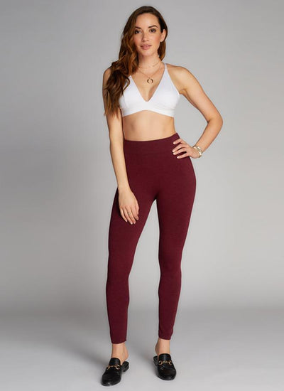 CM Bamboo Heathered Legging