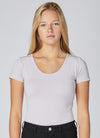 CM Short Sleeve Scoop Neck