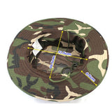 Military Camouflage Style Bucket Hat
