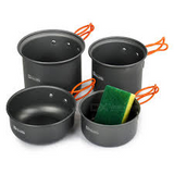 Portable Camping Pot Set