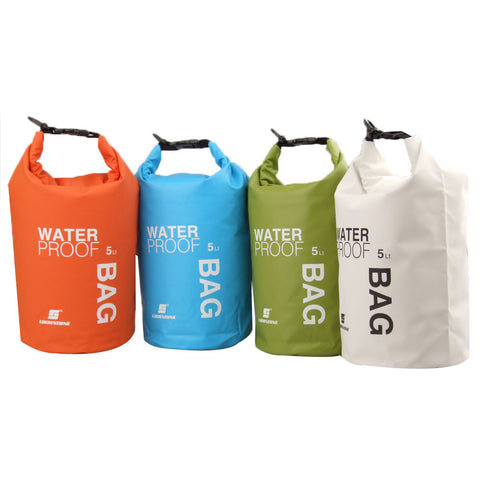 5L Portable Ultralight Waterproof Dry Bag