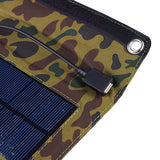 Portable Folding Solar Panel Power Source