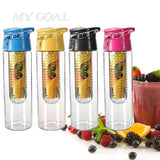 Fresh Fruit Infuser Water Bottle