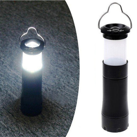 Waterproof  Portable 3W 100LM  LED Camping Light