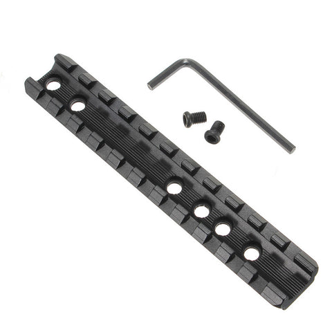 Tactical Picatinny Weaver Rail Scope Mount
