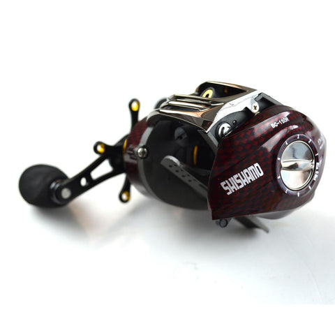 18 Ball Bearings Left/Right Hand Fishing Reel