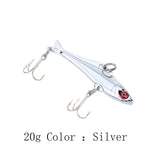 Hard Bait Stainless Steel Fishing Lure