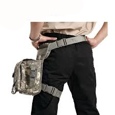 Nylon tactical Waist/Leg Pack