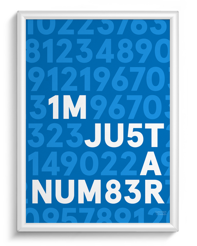 I'm Just A Number