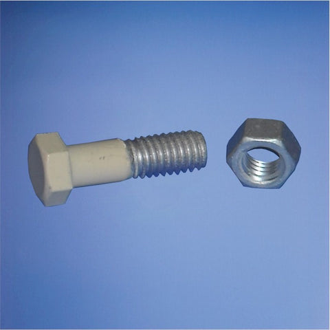 "3/8"" x 1 1/4"" Painted Bolt Part # SF105"