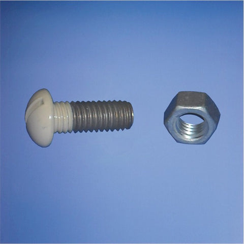 "3/8"" x 1"" Painted Bolt Part # SF103"