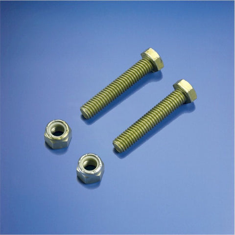 Anti-Rattle Bolt with lock nut Part # 528