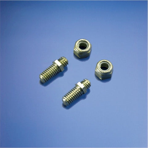 Roller Clamp Stud with lock nut Part # 533