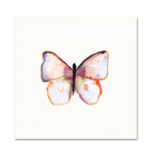 Lone Butterfly No. 1