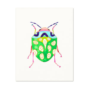 Beetle No. 8