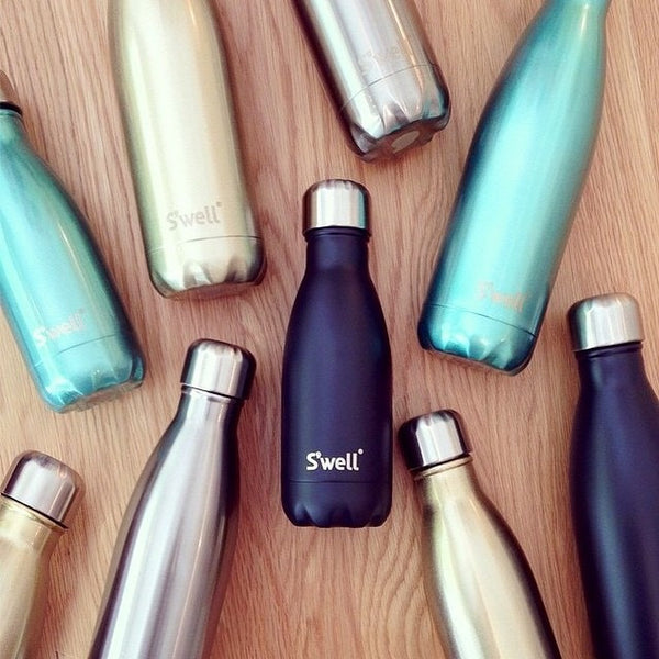 Swell 9 oz. stainless bottle - Gemgem  - 1