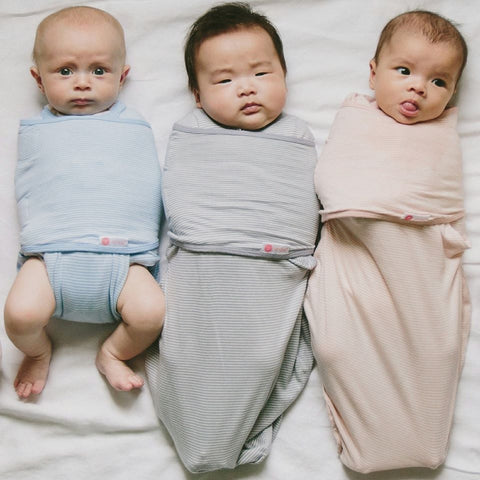 embe Luxe 2 way swaddle