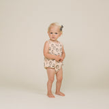Rylee + Cru STRAWBERRY ONESIE - Gemgem  - 1