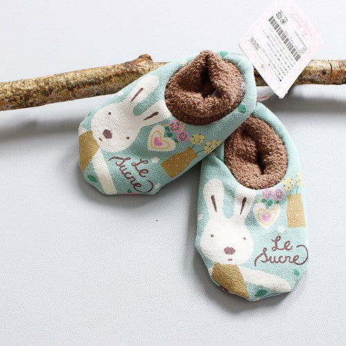 Infant & Toddler Bunny Ankle Socks/Feet Warmer