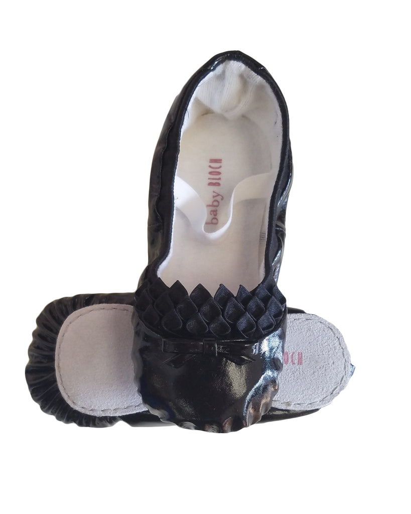 Baby Bloch Ballet Shoes Yvonne Black