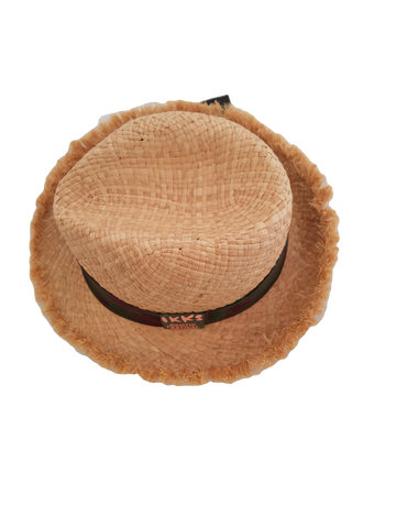 Ikks Summer Straw Hat